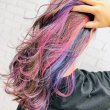 画像16: 【ブラックフライデー50%OFF】Shiny Pink S74 シャイニーピンクカラーワックス 桃 36g 【日本製】【無香料】【シャンプーでサッと洗い流せる1日派手髪】 (16)