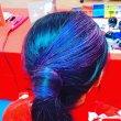画像12: 【官网】Mysterious Blue M25 神秘的蓝色(蓝色)炫彩涂发膏36g【日本制】【无香料】【能用洗发液一下子冲洗掉的保持一天的漂亮发色】 (12)