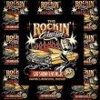 画像2: THE ROCKIN'Cruisin POMADE design by Mr. G ロッキンクルージン(水性)ジェルポマード【日本製】【バニラの香り】 (2)