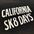 画像4: CALIFORNIA SK8 DAYS Tシャツ Design by Mr.G Tシャツ メンズ おしゃれ カジュアル 半袖 綿100 厚手 united athle プリントTシャツ コットン カリフォルニア 夏服 ギフト プレゼント 【送料無料】 (4)