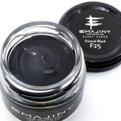 Formal Black F25 フォーマルブラックカラーワックス(黒)36g 【日本製】【無香料】【シャンプーでサッと洗い流せる1日黒髪】