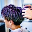 画像11: Sexy Violet S84 セクシーヴァイオレットカラーワックス(紫)36g 【日本製】【無香料】【シャンプーでサッと洗い流せる1日派手髪】 (11)
